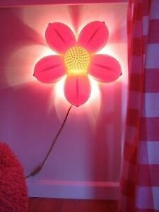 Girls room light kijiji in alberta buy sell save with ikea wall flower lights x2 mozeypictures Gallery