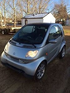 Mercedes-Benz Smart Fortwo Passion Coupe (2 door)