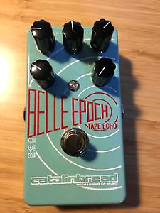 Catalinbread belle epoch delay pedal limited edition brand new