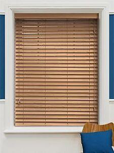 """Levolor 2"""" wooden blinds"""