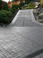 Concrete comercial and residential
