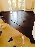 Professional flooring installer for all your flooring projects!