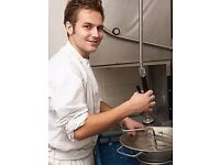 We are Looking for a Kitchen porters to work in 4* 5* hotel in and around London