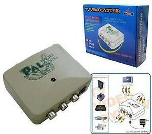Tv Video System Analogue Converter