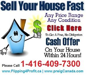 CASH Home Buyers in HAMILTON ! Cash For your House NOW!