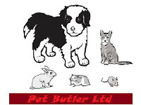 PET-BUTLER LTD. Poop scoop professionals in the Sheffield area