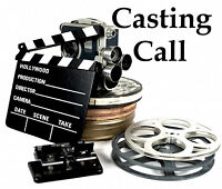 Casting Call for Male Actors