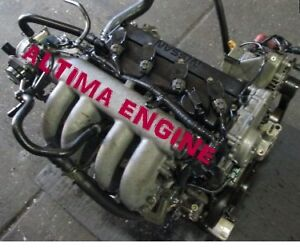 ENGINE FOR NISSAN ALTIMA