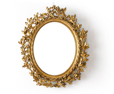 How To Decorate With An Antique Mirror Ebay