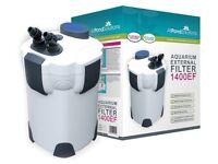 All pond Solutions - External Filter 1400 L/H 1400EF