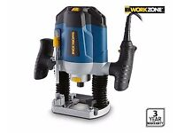 Workzone Router 1250W with Table