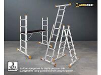 3 in 1 Scaffold & Ladder System