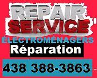 Reparation Refrigerateur Electromenager 4383883863 Fridge REPAIR