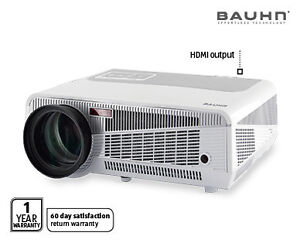 HD PROJECTER  for HIRE $40  3000  lumens  call number below South Granville Parramatta Area Preview