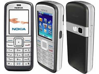 Nokia 6070 Mobile Phone Used Condition *Unlocked* Giff Gaff/Lyca/Lebara