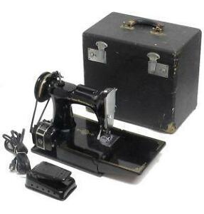 Vintage singer sewing machine ebay for How much does it cost to list on ebay motors