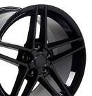 Corvette Wheels and Tires