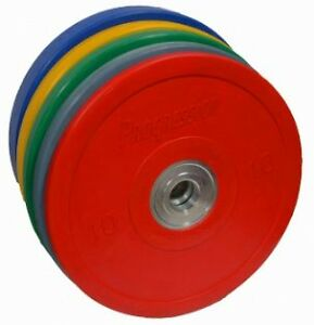 Bumper Plate Weights Available at your Local Flaman Fitness!!!