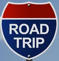 Summer Road Trip, July 12 - Aug 3.