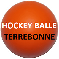 TERREBONNE - HOCKEY BALLE ORANGE 3VS3