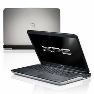 Dell XPS 17'' intel i7/ 2HDD(750+500G) 8G/bluray/clavier eclairé