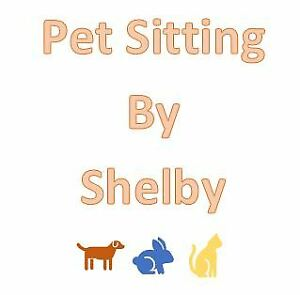 Pet Sitting By Shelby
