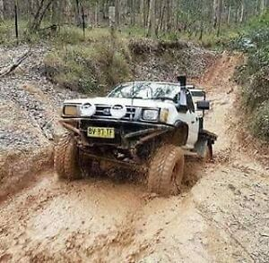 Ln106 hilux - swap or sell Newcastle Newcastle Area Preview