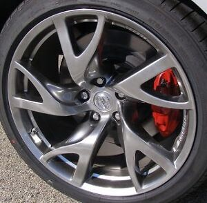 Wanted- Nissan 370z rims and Tires London Ontario image 2