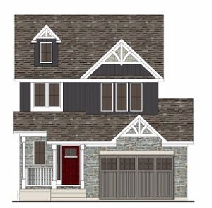New Construction 3 Bedroom, 2.5 Bath Legacy Home in Amherstview