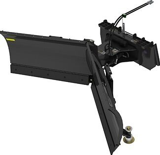 Skid Steer V-plow Snow Plow Attachment - 96 Ffc