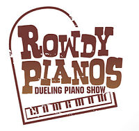 Rowdy Pianos for your party!