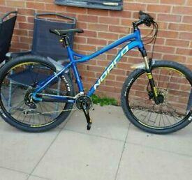 2015 norco charger 7.2 mountain bike