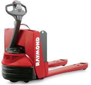 3 - Raymond Walkie 102XM Power Carts