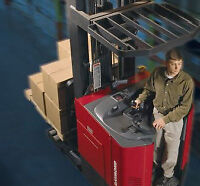LOOKING FOR A GREAT REACH TRUCK DRIVER!