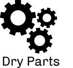 Dry Parts, European used Parts