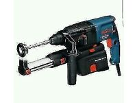 Bosch GBH 2-23 REA 710w Dust Extraction Hammer with SDS-plus - 230v