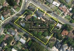 Castle Hill Development Site Cecil Ave Castle Hill Approx 6,888m2 Castle Hill The Hills District Preview