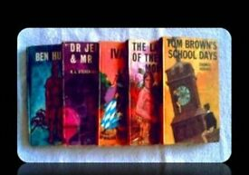 BANCROFT CLASSIC BOOKS - HARDCOVER - FOR SALE