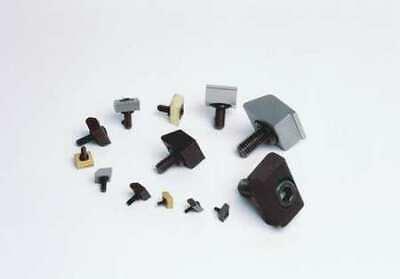 Mitee-bite Products Inc 26065 Clamps14-2034inbrass Blunt Edgepk6