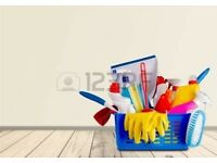 Cleaner Anna end of tenancy /move in