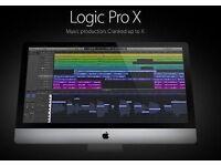Logic Pro X 10.2.4 for Macbook / Imac / Mac