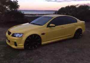 2010 Holden Commodore Sedan **12 MONTH WARRANTY**