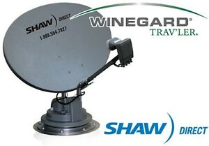 Rv Satellite Systems - Television on the go!