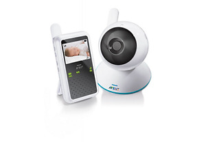 Digital Video Baby Monitor (by Philips Avent SCD600/10)