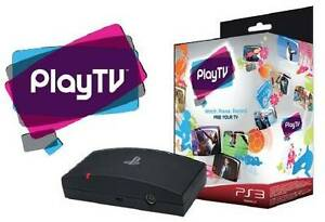 ★PlayStation 3 (PS3) PlayTV & Remote Control (Watch/Pause/Record) Logan Village Logan Area Preview