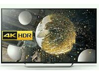 "SONY 65"" 4K ANDRIOD TV SMART WIFI KD65XD7505 NEW BOXED."