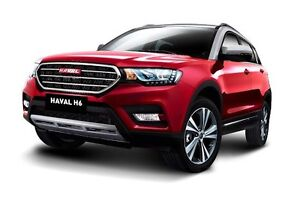 2016 Haval H6 SUV Automatic West Tamworth Tamworth City Preview