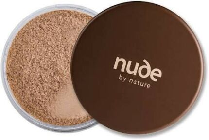 Nude by Nature mineral foundation (shade medium)