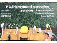 handyman & gardening services