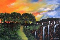 Peinture acrylique - Artiste peintre